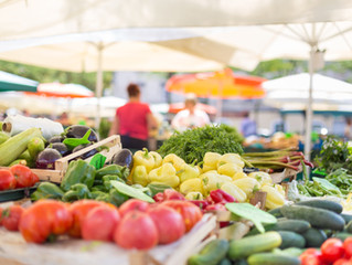 Rep. Driscoll helps revive Milton Farmer's Market, set to return on June 17