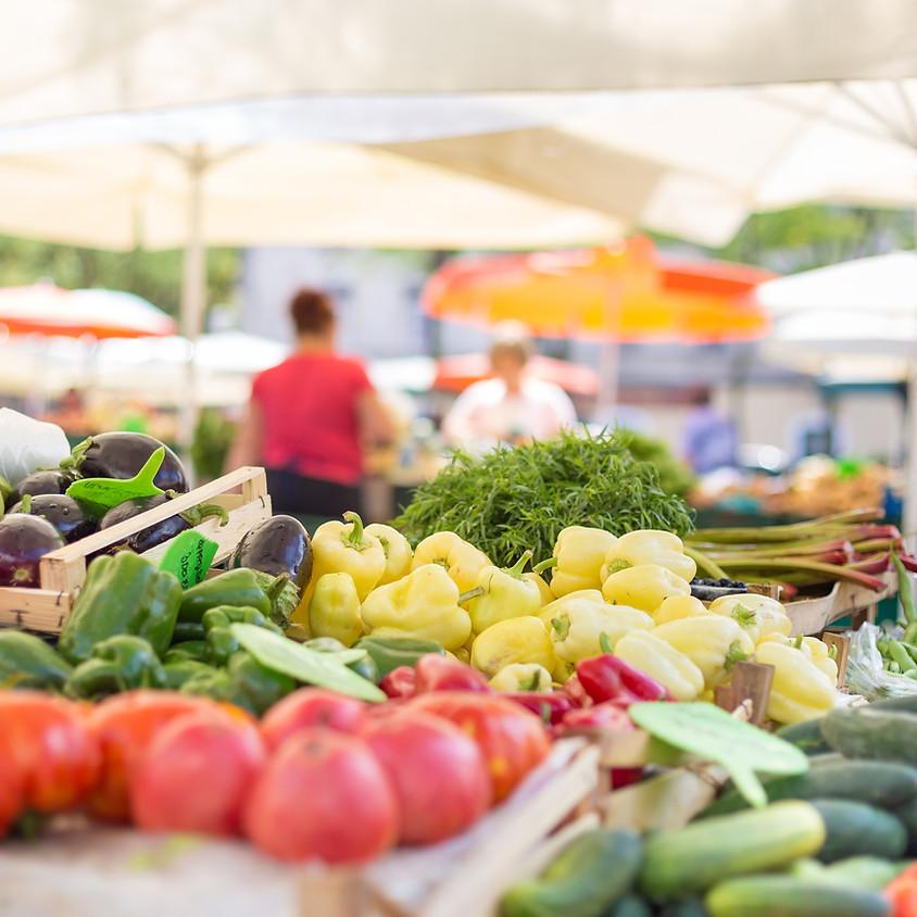 Italian Summer Veggie Supper ~ 5 PM
