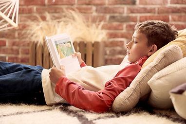 Ein Buch lesen