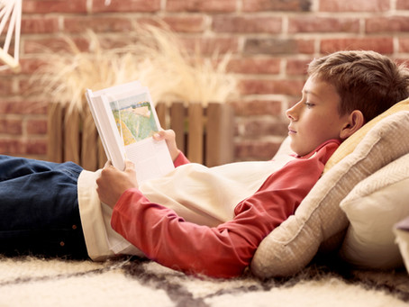 Great Reads for 9-11 year olds