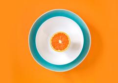 Laranja na laranja