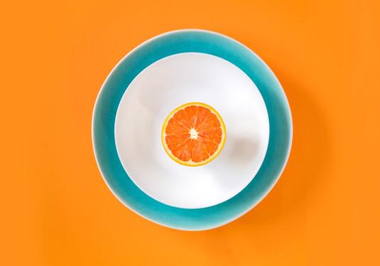 We like orange things.