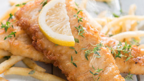 Best spots for fish and chips around London