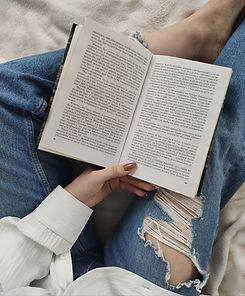 Enjoying a Book