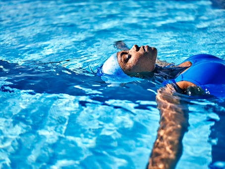 Health Chatter: Why swimming is good for you