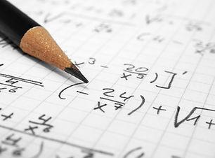 Fórmulas Matemáticas