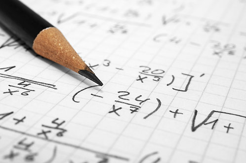 Math Tutoring (10 sessions package)