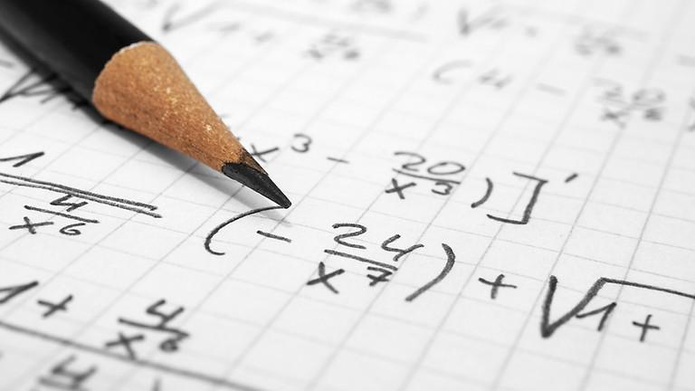 Mathematics - Step up Programme