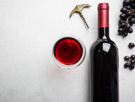 DIY Wine-Down Lip Scrub
