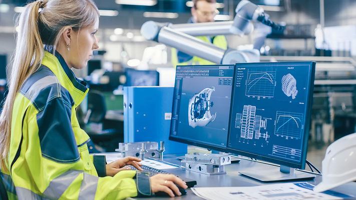 Unternehmen für Maschinenbau