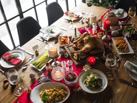 The Best Christmas Cookbook's 2020