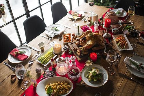 Thanksgiving Dinner for Four