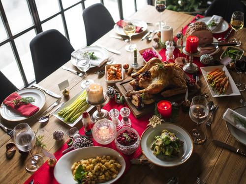Holiday Season Weight Gain?