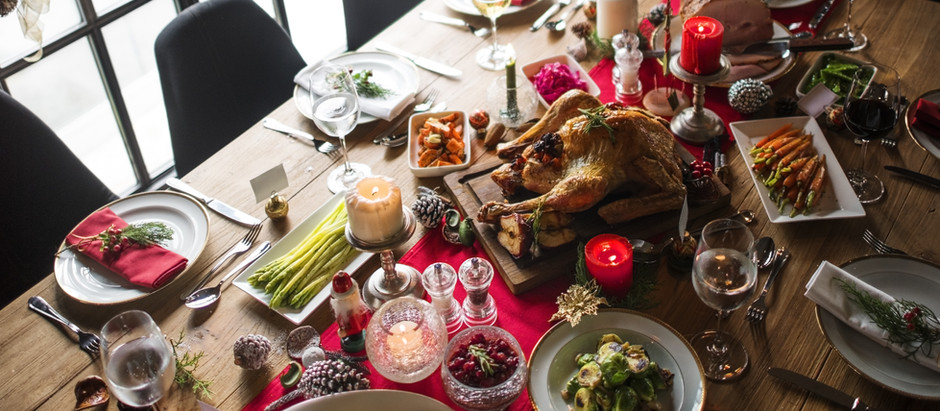 Supporting your loved ones with an eating disorder during festive food celebrations.