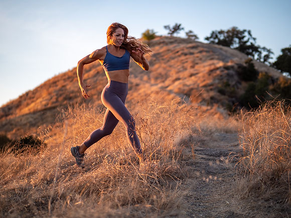 Running Outdoor