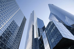 Yüksek binalar