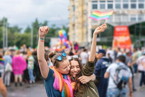Pride Hug