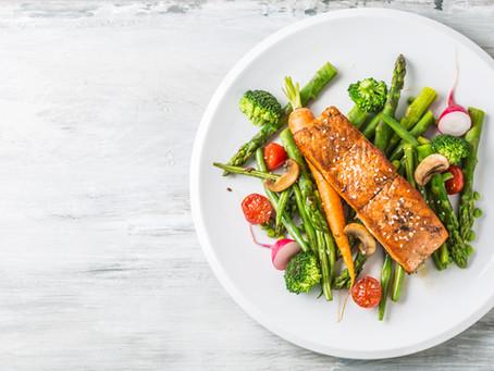 Gut Balancing Salmon Recipe : It's Grill Time