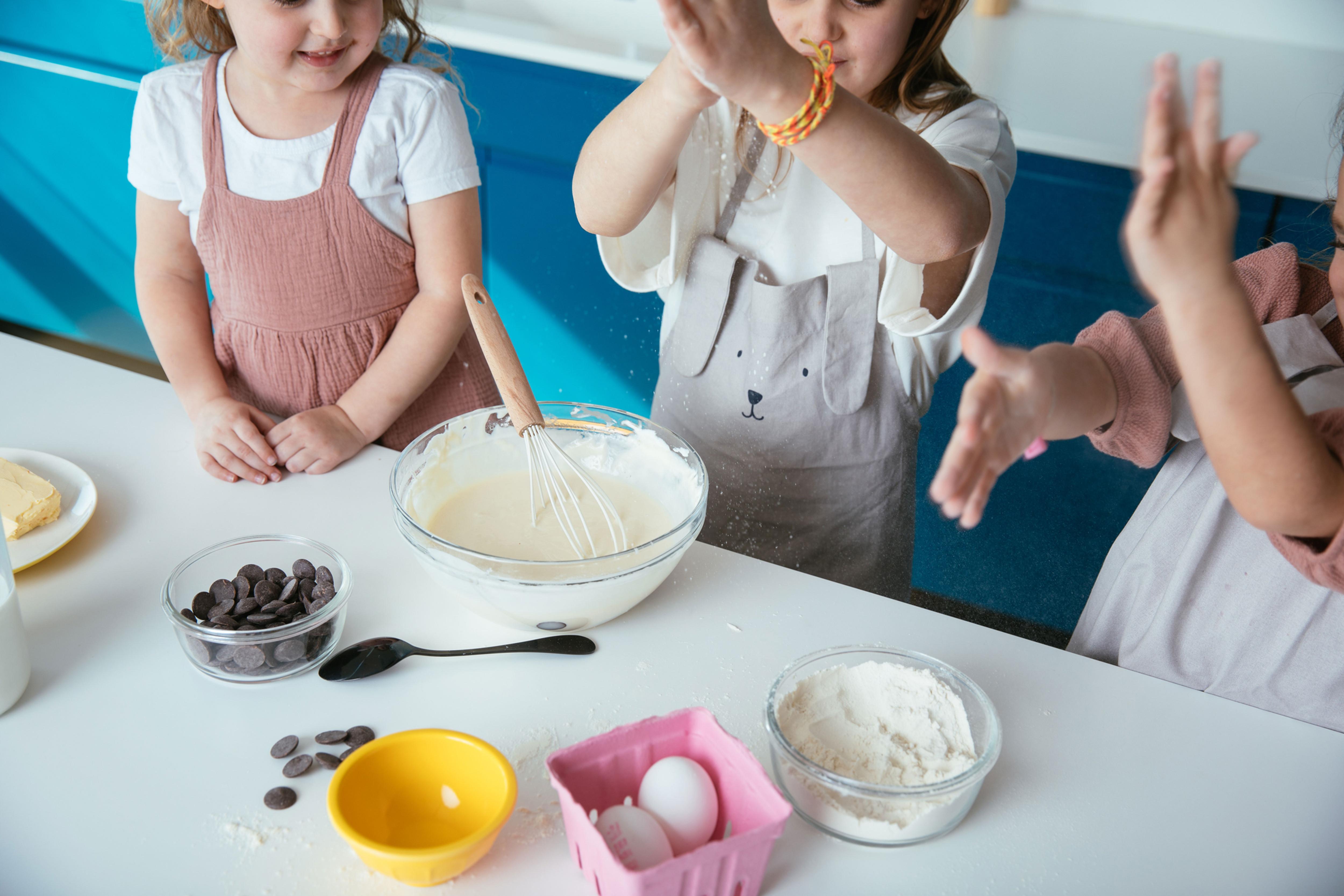 12 Week Baking Live Zoom w/Food Kits