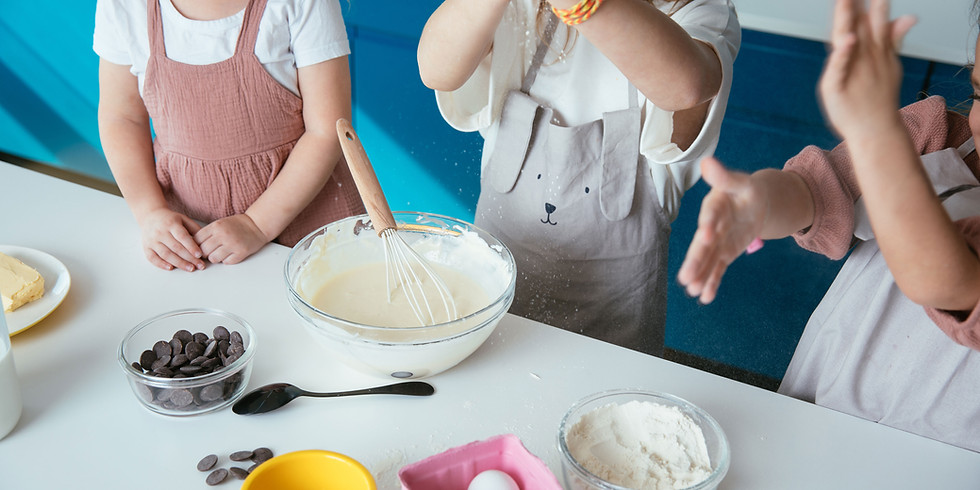 April Break: Kids 3 Day Baking Camp
