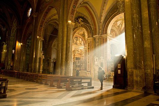 Architecture d'église