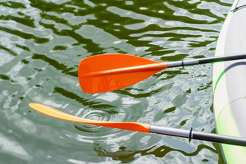 Bring you own paddleboard or kayak to St Andrews Watersports