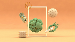3D Abstract Objects