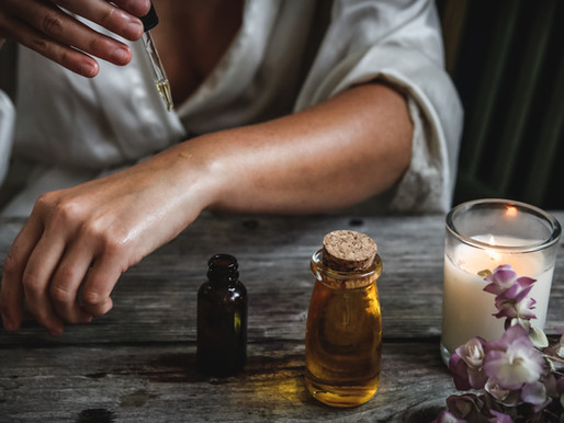 The beautiful power of essential oils on mental health