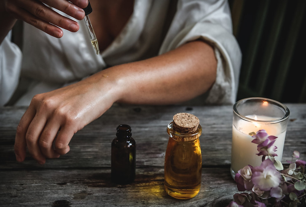 Tincture Refill - Clients Only