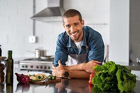 Male Chef
