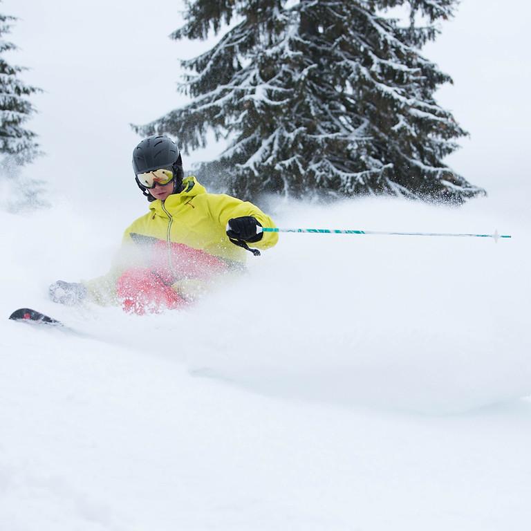 Träningshelg - skidor