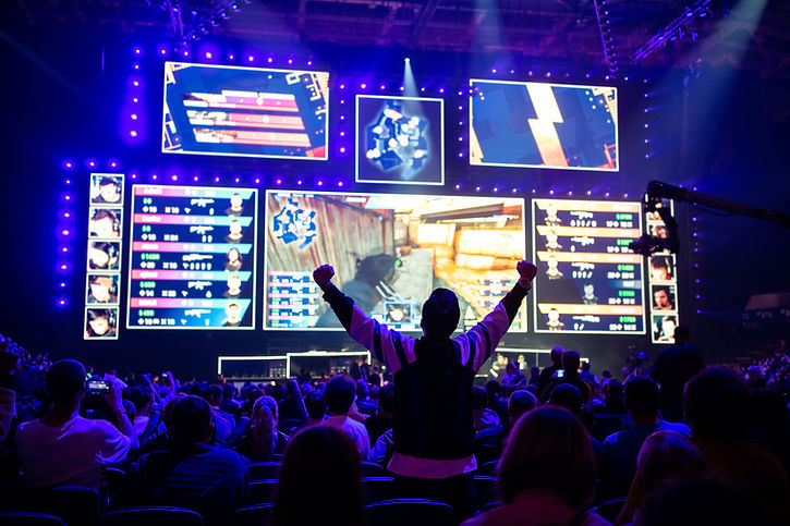 big screen arcade game rentals