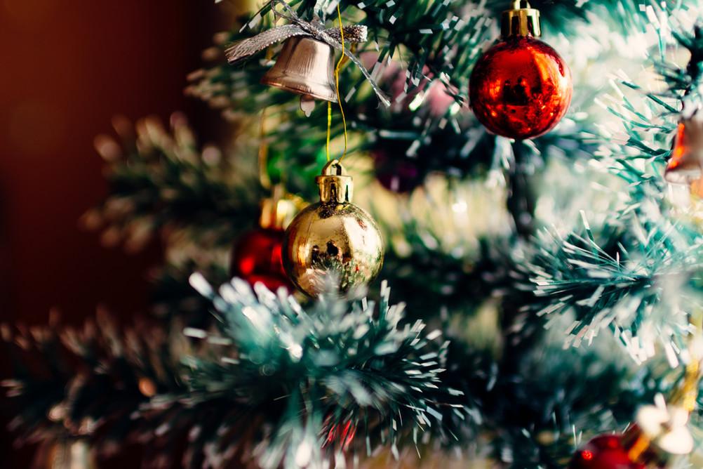 Shiny Ornaments