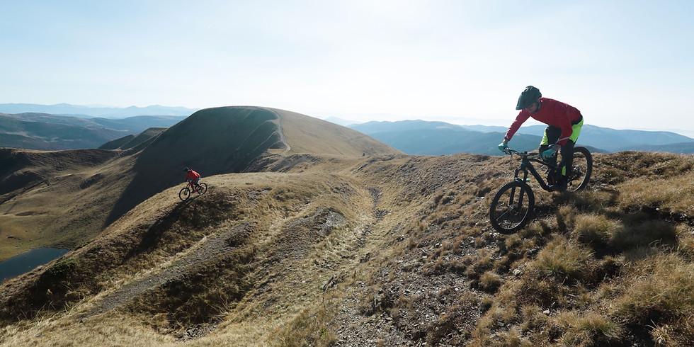 11/24 Thanksgiving Vacation Mountain Bike Ride- Tuesday