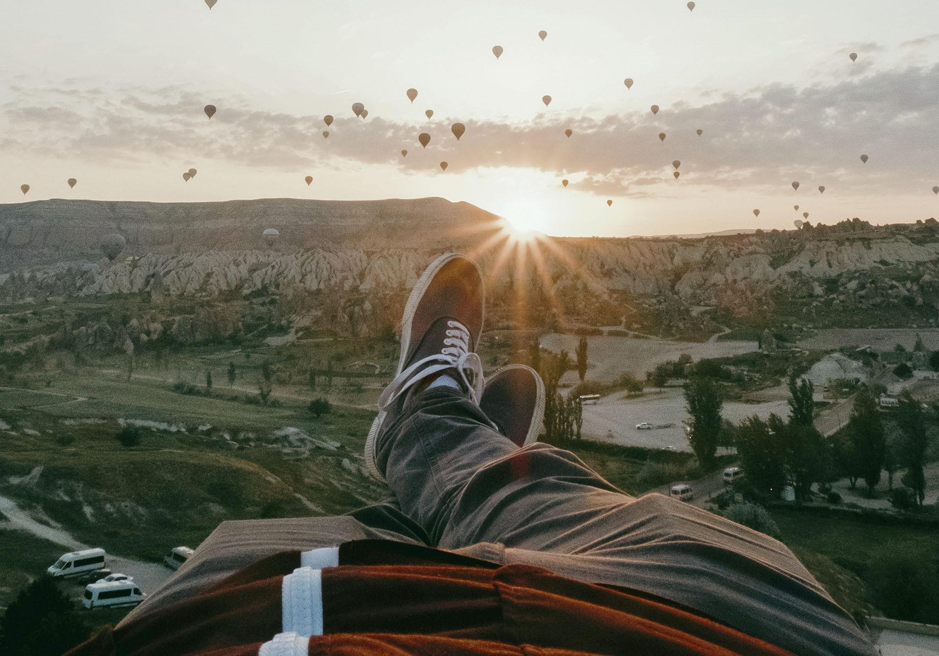 Share a Balloon ride - Economy