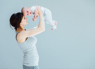 5 Ways To Help Your Baby Grow Into A Happy & Healthy Being