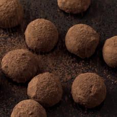 michelle's famous chocolate truffles