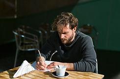 Escrevendo em um Papel