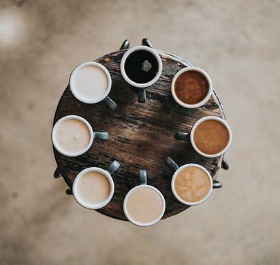 Cafés Multicolor