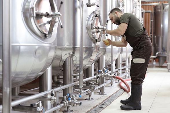 Beer Brewery Machine