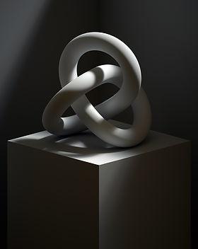 3D abstrakt objekt