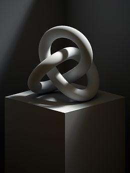 3D抽象オブジェクト
