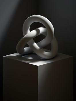 3D абстрактный объект