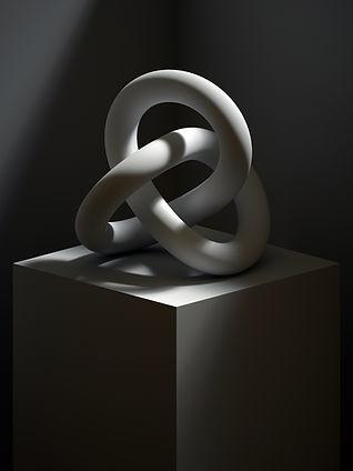 Objet abstrait 3D