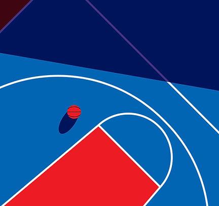 バスケットボールスタジアム