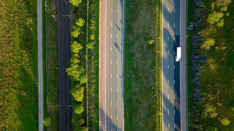 Highway Aerial