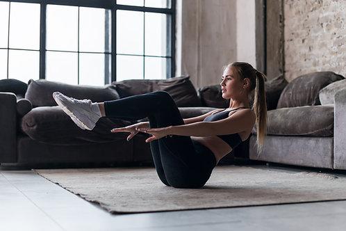 4 Week Personal Workout Programme