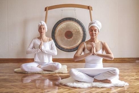 Kundalini Yoga Studio Meditation