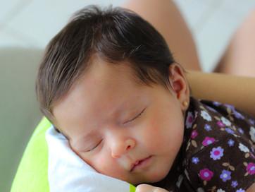 Dicas para o seu bebê dormir melhor