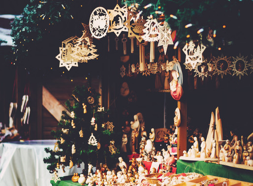 60 Little Christmas Things I WILL Do!